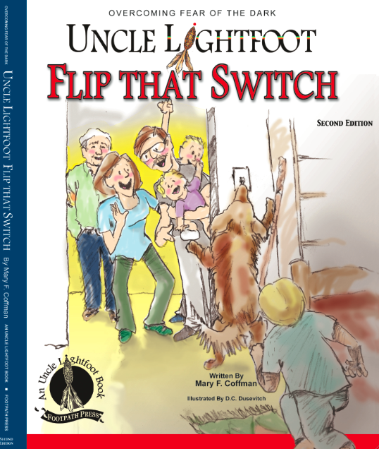 Uncle Lightfoot Flip That Switch Second Edition cover photo